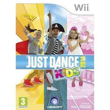 Just Dance Kids 2014 Dancing Game Nintendo Wii & Wii U –Excellent - FAST Deliver