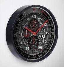 Tag Heuer Carrera Senna Skeleton Wall Timepiece |Custom Made| Read  Description