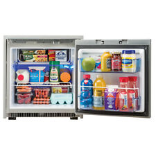 NORCOLD 2.7 CUBIC FT. AC/DC MARINE REFRIGERATOR STAINLESS