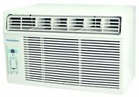 Keystone 115V  6,000 BTU 250 Sq. Ft. Window Air Conditioner w/ Remote