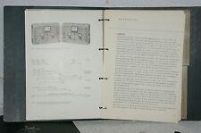 Siemens Manual für Rel3D335 Pegelmesser & Rel3W518 Pegelsender