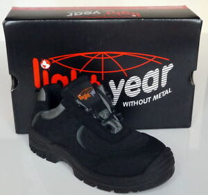 Safety Trainers Light year Ultra Lightweight Metal Free, Safety Trainers UK 3-12