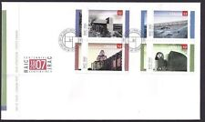 Canada   # 2215 - 2218   ROYAL ARCHITECTURAL INSTITUTE    New 2007 Unaddressed