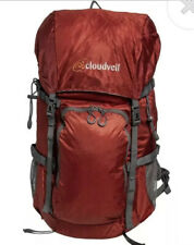 Cloudveil Backpack 45l Red/charcoal Patagonia Arteryx Quality Gregory Kelty
