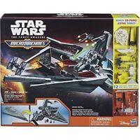 Hasbro Disney Star Wars Toy Micro Machines Star Destroyer Playset 12 Bonus Set
