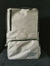 GRAY Clipper Caddy Barber Stylist bag/carrying clippers classic 76 Andis blades