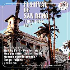 FESTIVAL DE SAN REMO Vol.3-CD