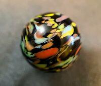 Amazing CAC Cobalt Guinea Mint! .68 Killer Marble!