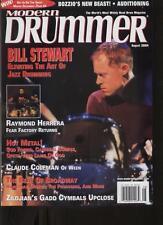 Modern Drummer - August 2004