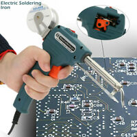 110V Manual Soldering Gun Electric Iron Automatic Soldering Machine Kit Tool