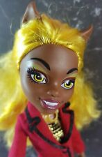 Monster High Clawdia Wolf Puppe Doll MH