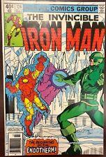 IRON MAN #136 (1980) Marvel Comics FINE
