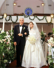 Steve Martin and Kimberly Williams-Paisley in Father of the Bride 16x20 Canvas