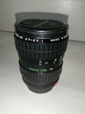 Pentax A Zoom 1:35-4.5 camera Lens