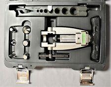 Hilmor Flare Amp Swage Kit Hvac Metal Tubing Tool 316 To 34 Quick Engage 1838947