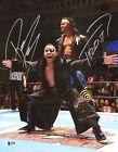 Rocky Romero Trent Beretta Signed 11x14 Photo BAS COA New Japan Pro Wrestling 1