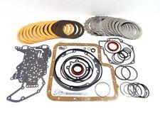 Ford C6 Transmission Master Rebuild Kit 1967-1976 Clutches Steels Overhaul