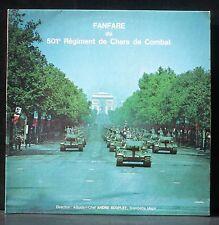 Fanfare du (glorieux  !) 501e Régiment de chars de combat André Souplet