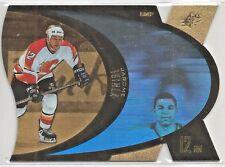 1997-98 Upper Deck SPX Hockey Jarome Iginla Gold Parallel Card # 1