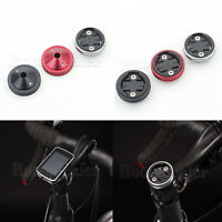 Bicycle Stem Top Cap Mount Holder for GARMIN Edge 1000 800 810 500 200 Computer