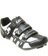 BRAND NEW Louis Garneau W'S Revo XR3 Black/White Road Bike Shoes - Size 43
