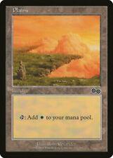 Magic MTG Tradingcard Urza's Saga 1998 Plains 331/350