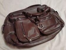 brown leather medium/ large bag