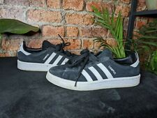 New listing VINTAGE ADIDAS WOMENS CAMPUS TRAINERS UK SIZE 4 GOOD CONDITION BLACK/WHITE/BLUE