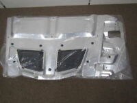 MITSUBISHI CP9A EVO 6 TOMMI MAKINEN HOOD INSULATOR MR412241 BONNET HEAT SHIELD