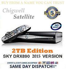 2tb Cielo+ HD Caja Satellite RECEPTOR AMSTRAD más DRX890 Massive 2TB Mejorado