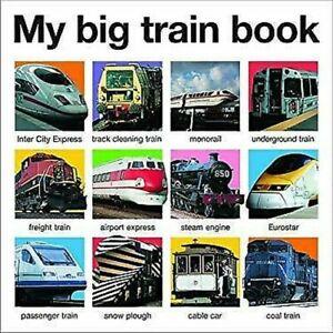 My Big Tren Libro Tablero Libros Na