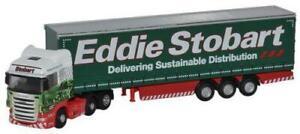 Oxford Haulage - Eddie Stobart ,Scania / curtain sider Scale 1;148
