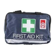 ST JOHN 124 First Aid Kit Bag Emergency Medical Travel Workplace Safety