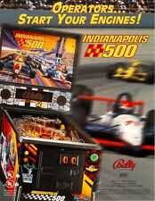Indianapolis 500 Pinball - CPU Rom 1.1R [U6] [Bally] EPROM