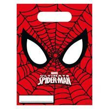 Spiderman Partyware (Assorted)