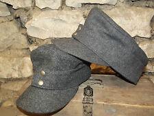 Feldmutze M43 /casquette drap de laine LW/ WH fabrication Allemande TAILLE 58
