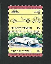 Cord 812 Supercharged del 1937 - Funafuti - Tuvalu