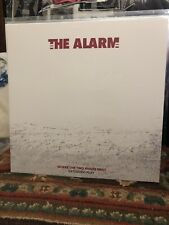 """Alarm WHERE THE TWO RIVERS MEET Limited Edition RSD 2018 M Vinyl 12"""" Mike Peters"""