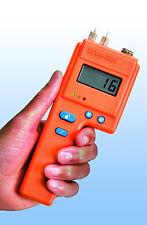 Delmhorst BD-2100 Digital Wood Inspection Moisture Meter w/Case, 1 Yr Warranty