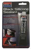 40 g Granville Silicone Sealant Black [0373] Sealant & Adhesive