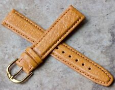 Padded soft pigskin classic color 18mm vintage watch Speidel strap bargain price