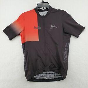 Rapha Custom Cycling Jersey Full Zip Medium CZ Racing Bicycle Haus Made Romania