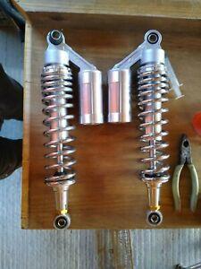 Kawasaki 1100 piggy back shocks