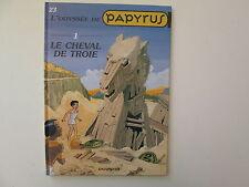 PAPYRUS T23 TBE LE CHEVAL DE TROIE