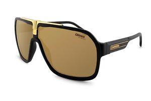 New Carrera 1014/S I46 Unisex Gold Sunglasses Sports Avaitor Retro UV Protect