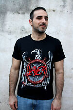 Slayer thrash metal Los Angeles Satan heavy Rock T Shirt serial killer S