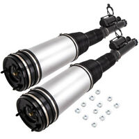 2 Rear Air Suspension Absorber Shocks Struts for Mercedes S Class W220 S430 S500