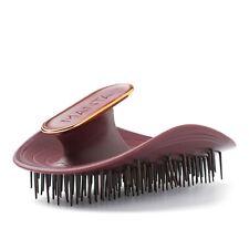 NEW Manta Flexible Hairbrush Plum