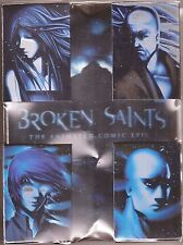 Broken Saints The Animated Comic Epic DVD 10 Hours 4-Disc Set BRAND NEW