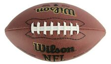 WILSON NFL SUPER GRIP COMPOSITE AMERICAN FOOTBALL OFFICIAL SIZE